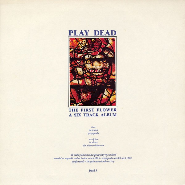 PLAY DEAD - THE FIRST FLOWER (VINIL) - comprar online