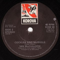 "Ian McCulloch ‎– September Song (7"" VINIL) - Wave Records"