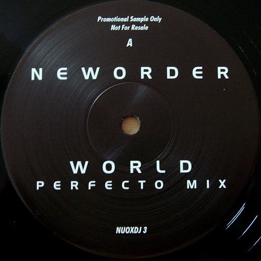 NEW ORDER - WORLD (THE PRICE OF LOVE) (12