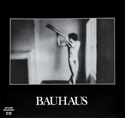 BAUHAUS - IN THE FLAT FIELD (VINIL + CD)