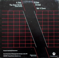 "PORTION CONTROL - THE GREAT DIVIDE (12"" VINIL) - comprar online"