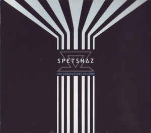 Spetsnaz ?- For Generations To Come (CD)