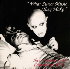 "Compilação - ""What Sweet Music They Make"" - Thee Vampire Guild Compilation Vol. 2 (CD)"