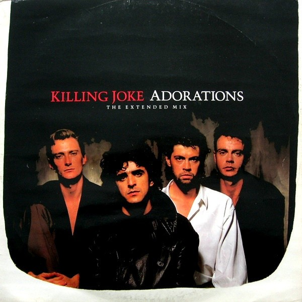 KILLING JOKE - ADORATIONS (THE EXTENDED MIX 12
