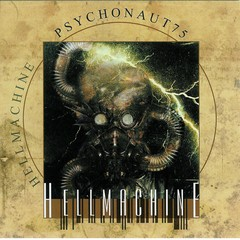 Psychonaut 75 - Hellmachine (CD)