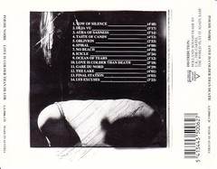 POESIE NOIRE - LOVE IS COLDER THAN DEATH (CD)