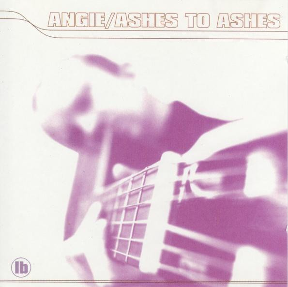 LASSIGUE BENDTHAUS - ANGIE/ASHES TO ASHES (CD)