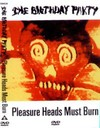 THE BIRTHDAY PARTY - PLEASURE HEADS MOST BURN (DVD)