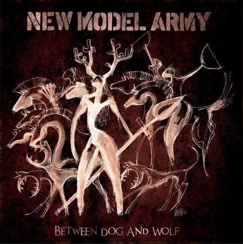 New Model Army - Between Dog And Wolf (CD)