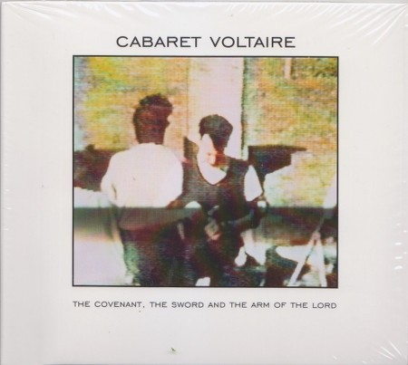 Cabaret Voltaire - The Covenant, The Sword and the Arm of The Lord (cd)