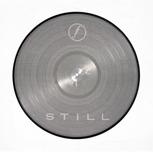 JOY DIVISION - STILL (VINIL PICTURE)