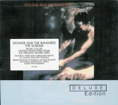 Siouxsie And The Banshees ?- The Scream DELUXE EDITION (CD DUPLO)