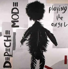 DEPECHE MODE - PLAYING THE ANGEL (VINIL DUPLO)