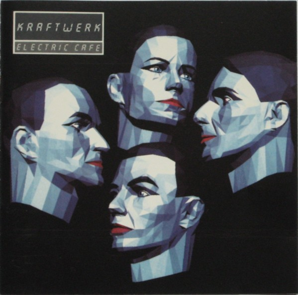 KRAFTWERK - ELECTRIC CAFE (VINIL)