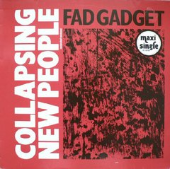 Fad Gadget ?- Collapsing New People (Extended Versions) (VINIL)