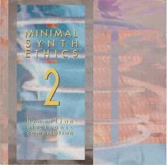COMPILAÇÃO - MINIMAL SYNTH ETHICS VOL. 2 (CD)