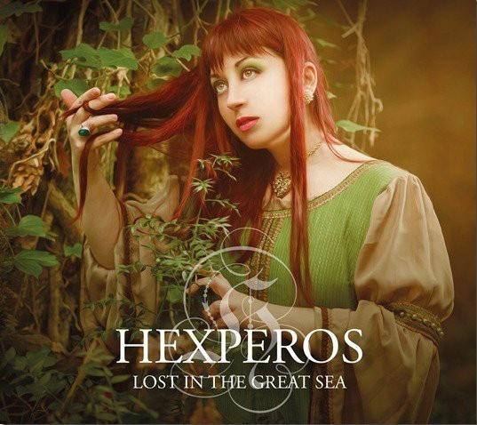 HEXPEROS - LOST IN THE GREAT SEA (CD)