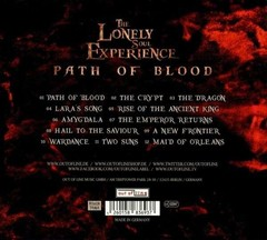 THE LONELY SOUL EXPERIENCE - PATH OF BLOOD (CD)