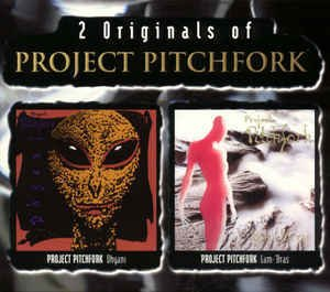 Project Pitchfork - 2 Originals Of Project Pitchfork: Dhyani + Lam-'Bras (CD DUPLO BOX)