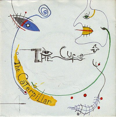 THE CURE - THE CATERPILAR / HAPPY THE MAN 7