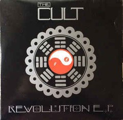 THE CULT - REVOLUTION EP (7