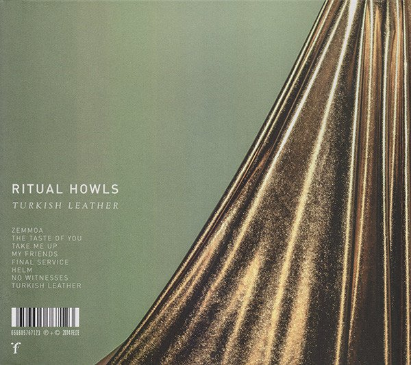 Ritual Howls ?- Turkish Leather (CD) - comprar online
