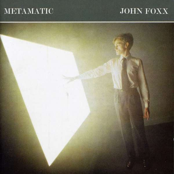 JOHN FOXX - METAMATIC REMASTER (VINIL)