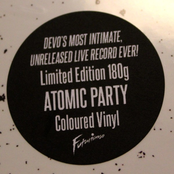 DEVO - MIRACLE WITNESS HOUR (VINIL) na internet