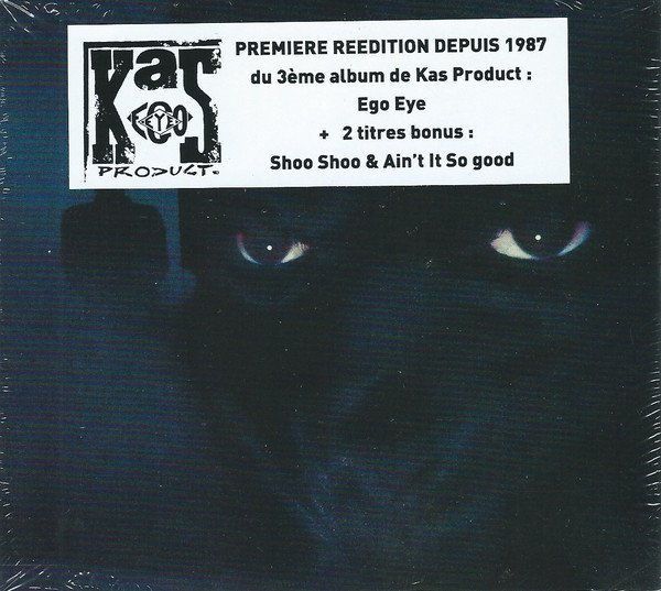 Kas Product ‎– Ego Eye (CD)