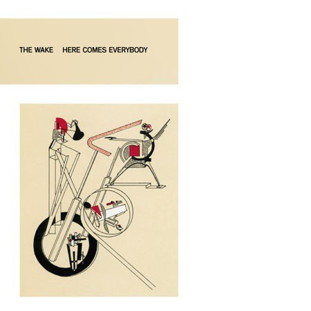 THE WAKE - HERE COMES EVERYBODY (CD DUPLO)