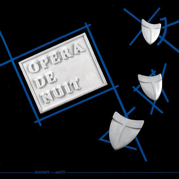 OPERA DE NUIT - OPERA DE NUIT 84-86-88 (BOX) - Wave Records