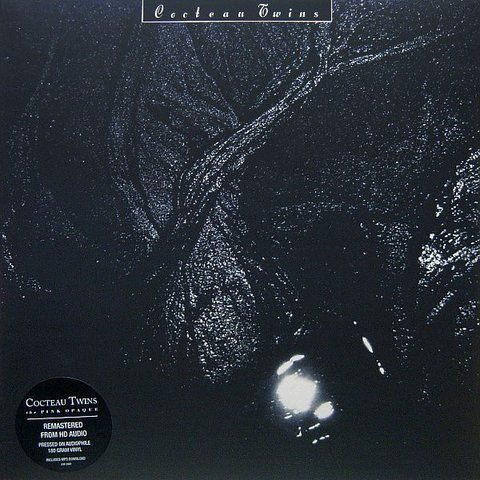 COCTEAU TWINS - THE PINK OPAQUE (VINIL)