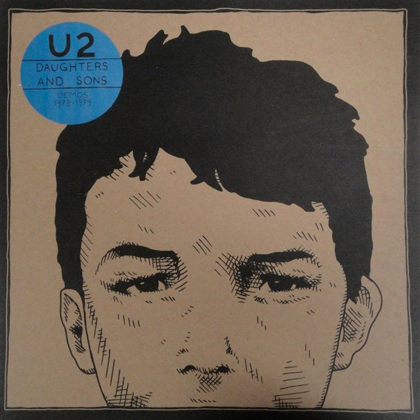 U2 ‎– Daughters And Sons (VINIL)