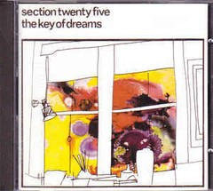 SECTION 25 - THE KEY OF DREAMS (CD)