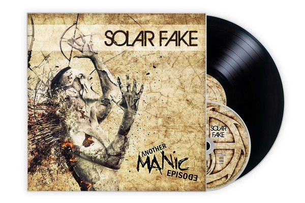 SOLAR FAKE - ANOTHER MANIC EPISODE (VINIL + CD)