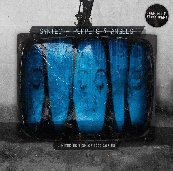 SYNTEC - PUPPETS AND ANGELS (CD)