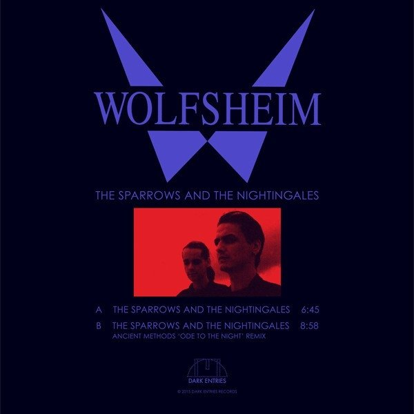 WOLFSHEIM - THE SPARROWS AND THE NIGHTINGALES (VINIL) - comprar online