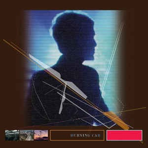 JOHN FOXX - BURNING CAR (EXCLUSIVE JOHN FOXX STORE - VINIL)