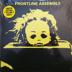 FRONT LINE ASSEMBLY - STATE OF MIND (VINIL YELLOW)