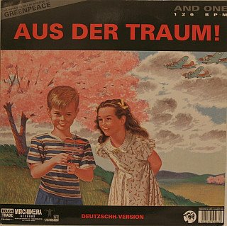 And One - Aus Der Traum! (Deutzschh-Version) (12