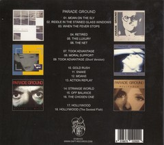 Parade Ground ?- Parade Ground BEST OF (CD) - comprar online