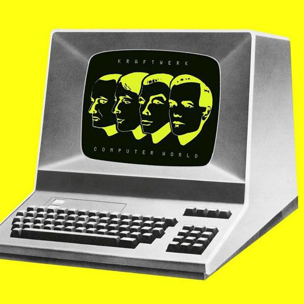 KRAFTWERK - COMPUTER WORLD EXPANDED ARTWORK (CD)