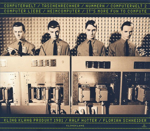 KRAFTWERK - COMPUTER WORLD EXPANDED ARTWORK (CD) - comprar online