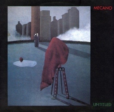 Mecano - Untitled (Vinil)