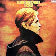 DAVID BOWIE - LOW (VINIL)