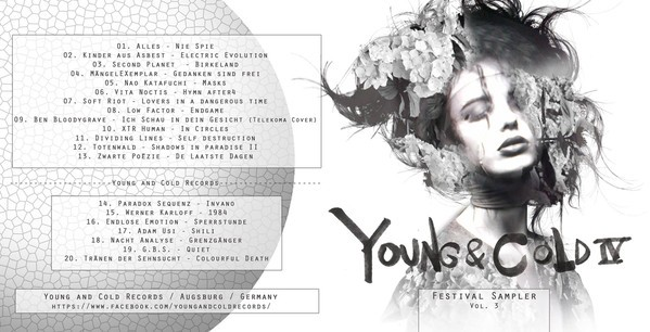 COMPILAÇÃO - YOUNG AND COLD IV (CD)
