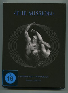 THE MISSION - ANOTHER FALL FROM GRACE (BOX)