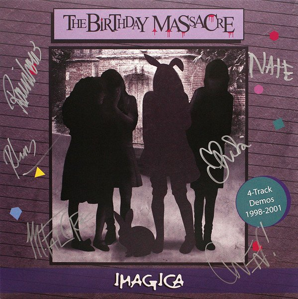 The Birthday Massacre ?- Imagica (VINIL LTD EDITION)