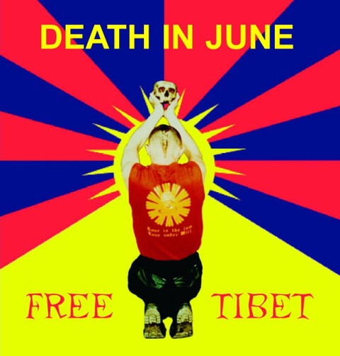 DEATH IN JUNE - FREE TIBET (CD 2016)
