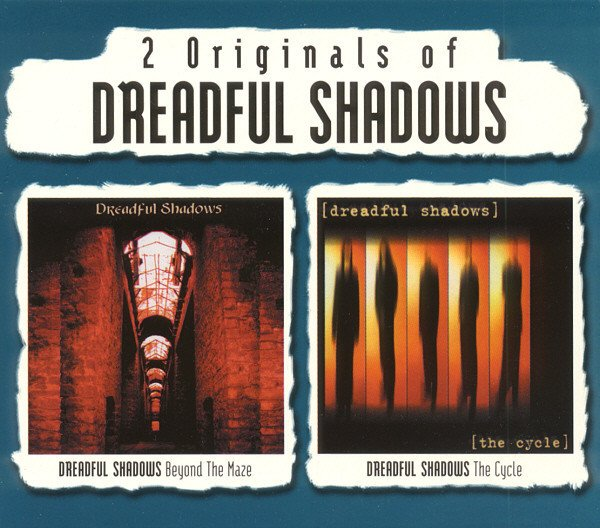 Dreadful Shadows ?- 2 Originals Of Dreadful Shadows: Beyond The Maze + The Cycle (BOX)